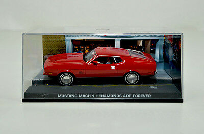 James Bond Modellauto-Collection Mustang Mach 1