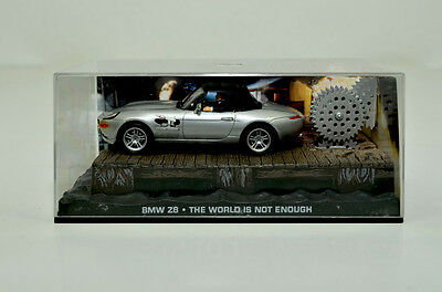 James Bond Modellauto-Collection BWM Z8