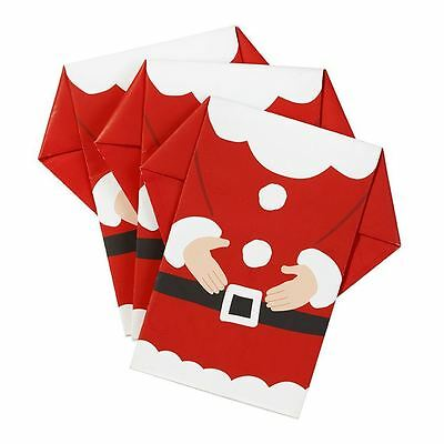 8 WAITING FOR SANTA JUMPER NAPKIN, Christmas Paper Tableware