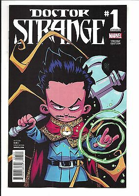 DOCTOR STRANGE ANNUAL # 1 (Young Variant, NOV 2016), NM NEW (Bagged & Boarded)