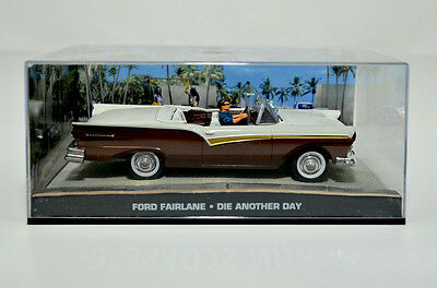 James Bond Modellauto-Collection Ford Fairlane