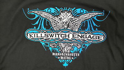 Vintage Killswitch Engage T-Shirt New Without Tags Xl Tt32