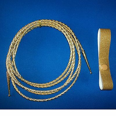 Wonder Woman Costume Accessories Choose your set & size Golden Lasso or belt