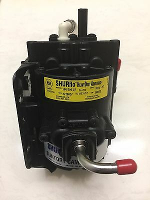 SHURFLO Heavy Duty Advantage 166-296-07 BEVERAGE / SYRUP / BIB pump