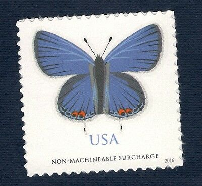 5136 Eastern Tailed Blue Butterfly US Single Mint/nh (Free Shipping)