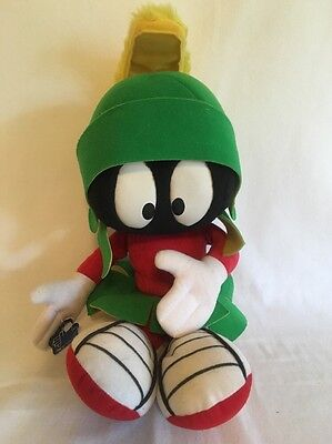 MARVIN MARTIAN Applause Talking Plush Looney Tunes Classic Collection
