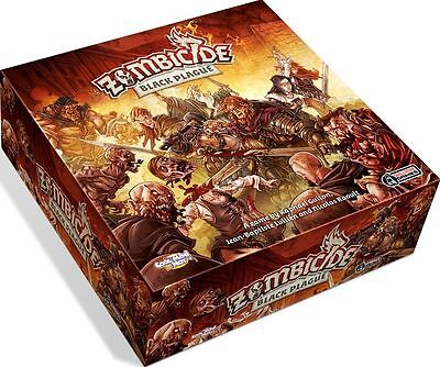 Zombicide - Black Plague Board Game (100% AU Stock)