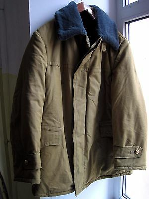 Soviet Army Winter Coat/jacket 1980!!! New!!!! . Size 52