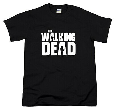 The Walking Dead Horror Zombie TV Show Comic Rick Daryl Fun best Gift Men tshirt