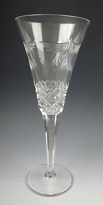 Waterford Crystal MILLENNIUM-PEACE Champagne Flute(s) EXCELLENT