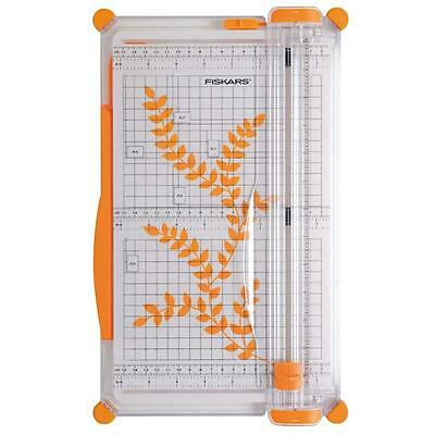 Fiskars Large SureCut  A3/A4 Paper/Card Trimmer Acute/Precision Craft 30cm F4153