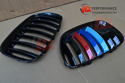 Bmw X5 E53 2004-2006 M Colour Series Front Kidney Grill Grille   Uk Stock