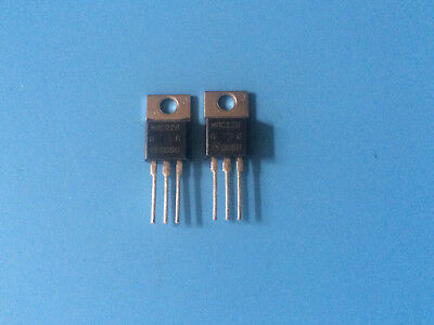 Mac228A6 On Semiconductor Thyristor Triac Sensitive Gate 400V 8A To220Ab