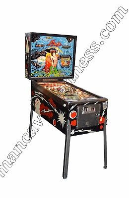 Flash  Pinball Machine By Williams 1979