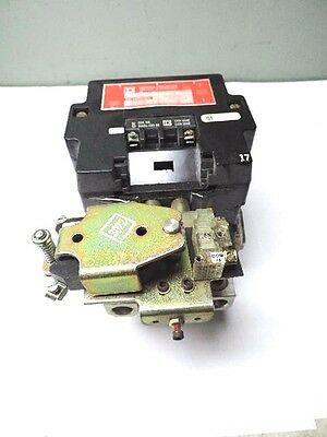 Square D 8903SVO11 Series B Lighting Contactor 200A 120V Coil 3 Pole Tested 200