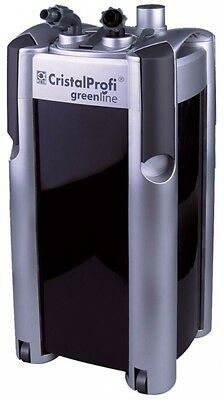 New JBL CristalProfi Greenline Energy Saving External Aquarium Filter e901, 300L