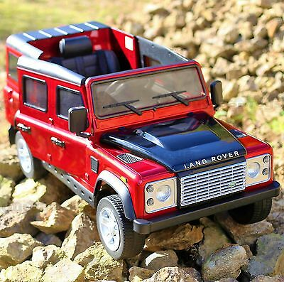Licensed Land Rover Defender 12v Child's Battery Electric Ride On - 4 Colours