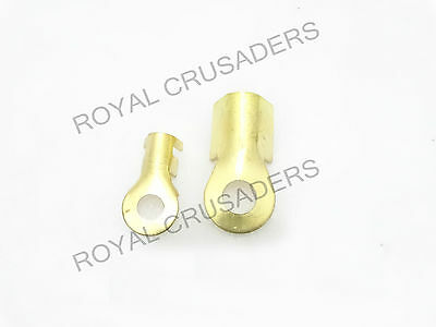 New Car Battery Cable Connector Terminal Lugs #g224 (Code-2176)