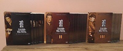 Have Gun, Will Travel: The Complete Series DVDs Seasons 1,2,3 Very nice 18 DVD's