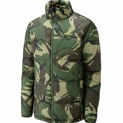Brand New Wychwood Carp Camo Puffer Jacket - All Sizes Available
