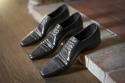 Tom Dixon Eclectic Cast Aluminium Black Brogue Shoe Door Stop BNIB RRP £95