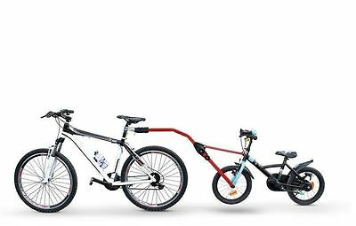 Peruzzo Trail Angel Child Bike Cycle Tagalong Trailer Towing Trailgator Towbar