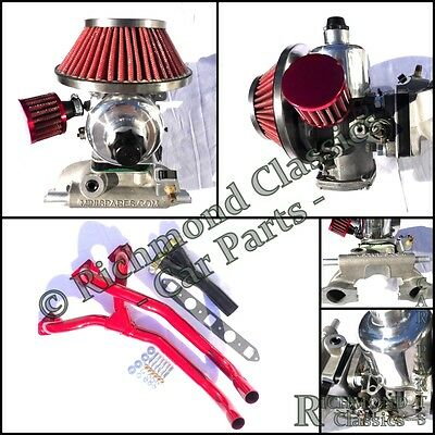 HIF44 SU Carburettor 1.3/4 with Filter, Inlet Manifold and LCB - FZX 1409