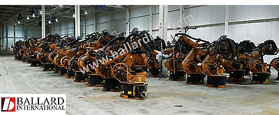 75 - Kuka KR150/200/350 Robot Systems!  Complete with KRC1 & KRC2 Controllers!
