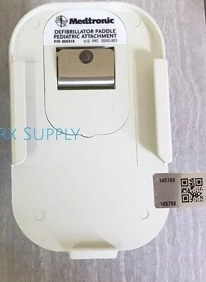 Medtronic Paddle Pediatric AED Attachment 800418 NEW 145799
