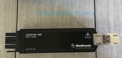 Medtronic Physio Control LP 500 AED Test Load 3005389-000 NEW 145797