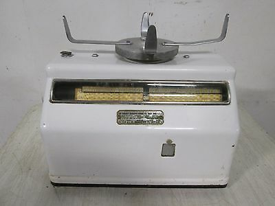 """""""dayton - Hobart"""" H.d. Commercial Old Fashioned Grocery/deli Counter-Top Scale"""