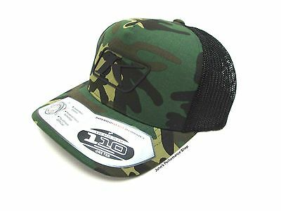 Klim Icon Snap Camo Baseball Hat / Cap One Size Fits Most 3723-000-000-300