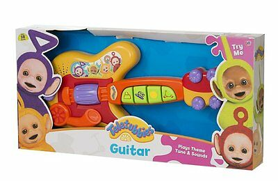 Teletubbies Guitar Musical Toy for Babies & Toddlers 18 months +