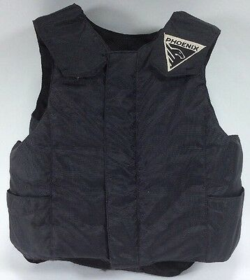 Phoenix Performance Equestrian Protective Riding Vest Youth Small Style 2035