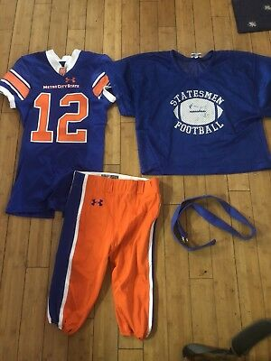 22 Jump Street Screen Used Prop Football Jersey Uniform Channing Tatum