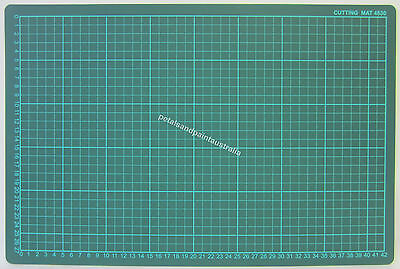 New Thick Self Healing Cutting Mat 45cm x 30cm for Craft, Scrapbooking, Quilting