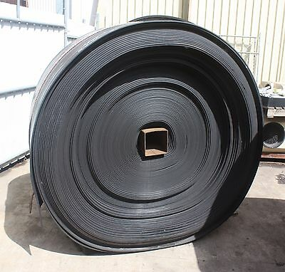 ~293m FRAS Fire Resistand Anti Static rubber conveyor belt 10mm thick x 964mm