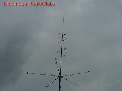 Antenna Hf Comet Cha-5 Verticale Decametriche 3.5-7-14-21-28 Mhz