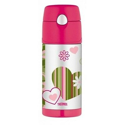THERMOS kids Camo Funtainer DRINK BOTTLE new