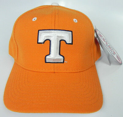 innovative design 70151 753d0 Tennessee Vols Volunteers Org Ncaa Vintage Fitted Sized Zephyr Dh Cap Hat  Nwt!