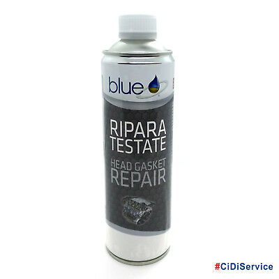 Additivo Ripara Testate Motori 500ml Professionale BLUE - BO07050