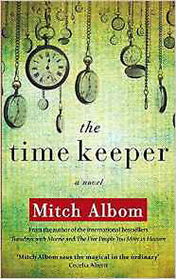 The Time Keeper, New, Albom, Mitch Book