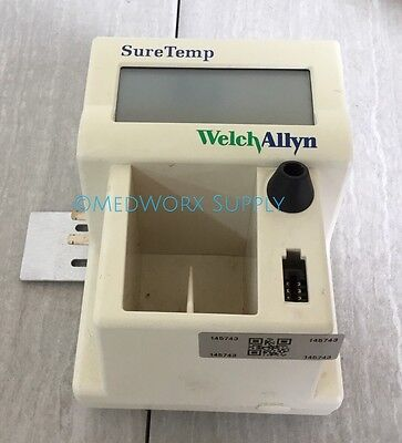 Welch Allyn SureTemp 76751 Rectal Thermometer NO PROBE 145743