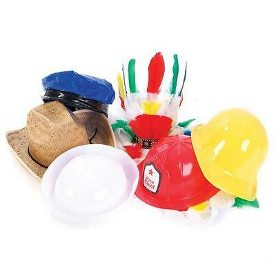 Ymca Party Kit 45 Piece Set - Village People Hats And Headgear