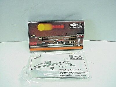 Marklin Z Scale Mini-Club Freight Yard # 8985 Model Train Scenery Accessory