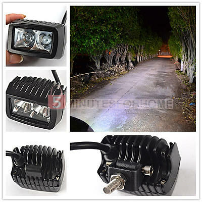 Super Bright CREE LED Car Bar Work Light Truck Offroad SUV Driving Fog Spot Lamp
