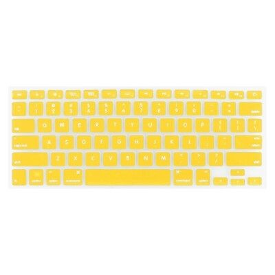 OTTIMO Yellow ENKAY Silicone Soft Keyboard Protector Cover Skin for MacBook Pro