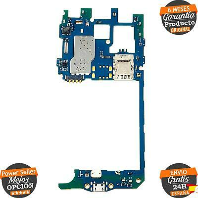 Placa Base Samsung Galaxy J3 SM-J320FN 2016 8GB Libre Original Usado