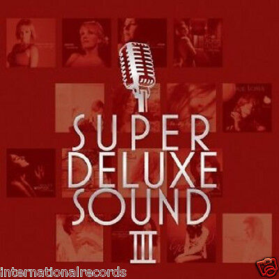 """""""Super Deluxe Sound Vol.3"""" Audiophile Female Jazz Vocal CD Brand New Sealed"""