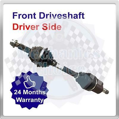Front Driver Side Driveshaft for Audi A3 2.0 (06/03-08/13)